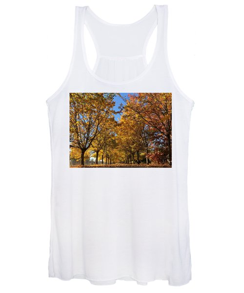 Canopy Of Color Women's Tank Top