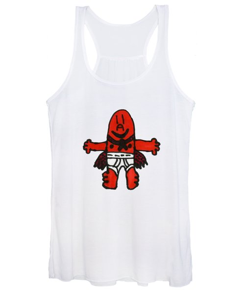Captain Underpants Women's Tank Top