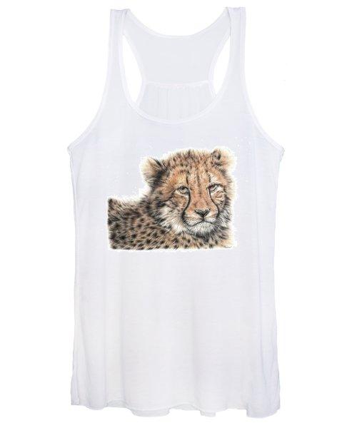Cheetah Cub Women's Tank Top