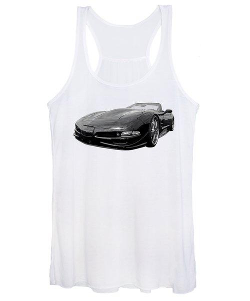 Chevrolet Corvette C5 Women's Tank Top