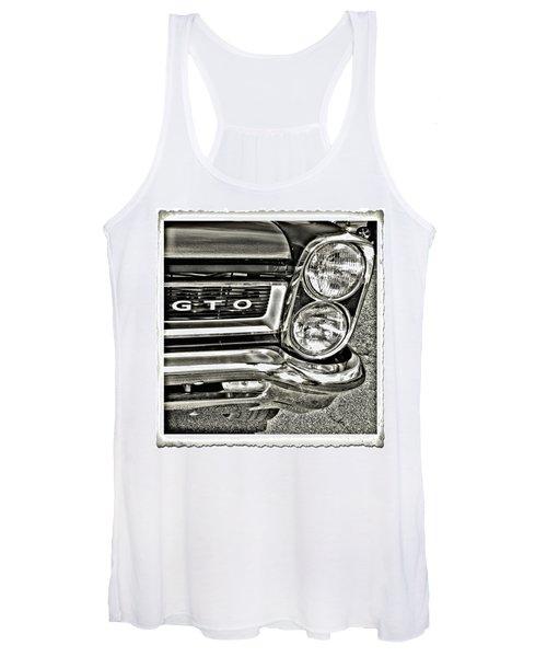 Classic Pontiac Women's Tank Top