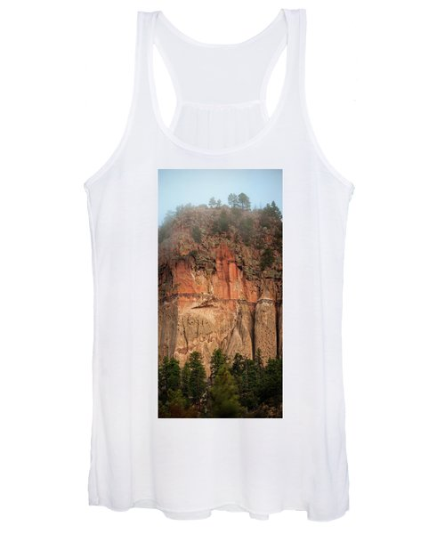 Cliff Face Women's Tank Top