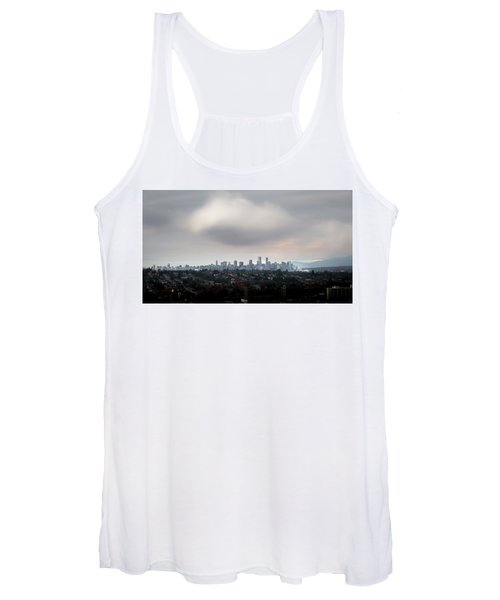 Cloud On Vancouver  Women's Tank Top