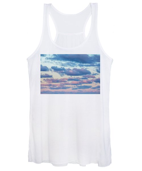 Clouds In The Sky Women's Tank Top