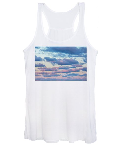 Clouds In The Sky Women's Tank Top