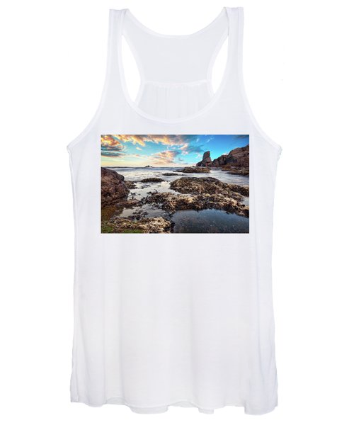 Coast At Sozopol, Bulgaria Women's Tank Top