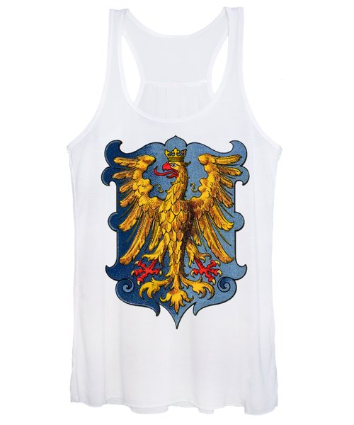 Coat Of Arms Of The Duchy Of Friuli Women's Tank Top