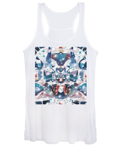 Command Central Women's Tank Top