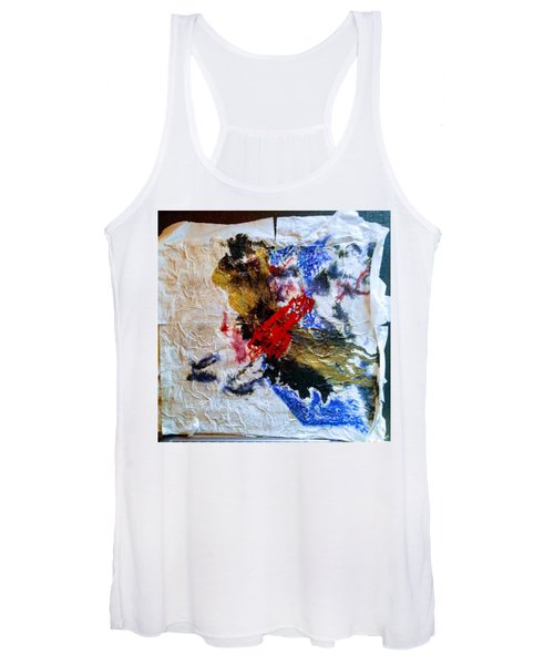 Completion Of The Miasma Women's Tank Top