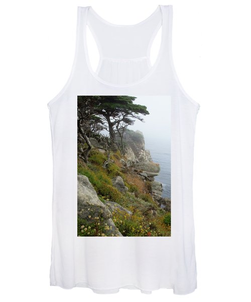 Cypress Cliff Women's Tank Top