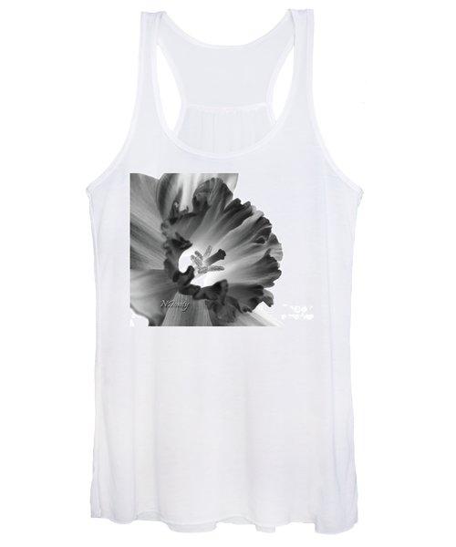 Daffodil Cornered Women's Tank Top