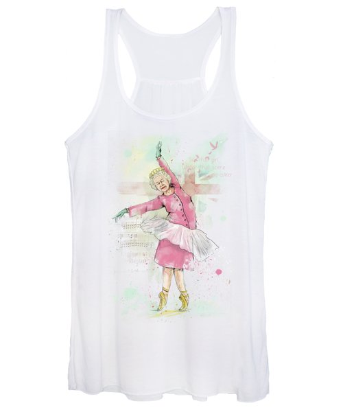 Dancing Queen Women's Tank Top