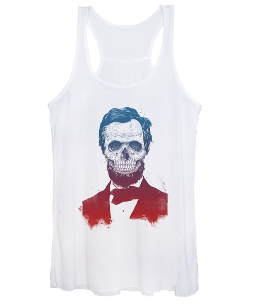 Dead Lincoln Women's Tank Top