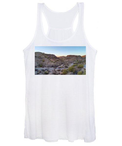 Desert Canyon Women's Tank Top