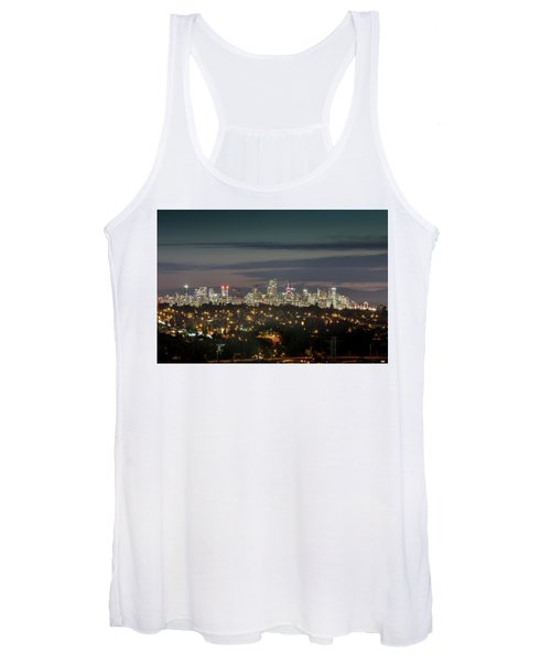 Downtown Dusk Women's Tank Top