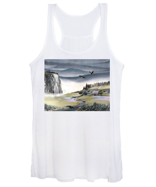 Eagle View Women's Tank Top