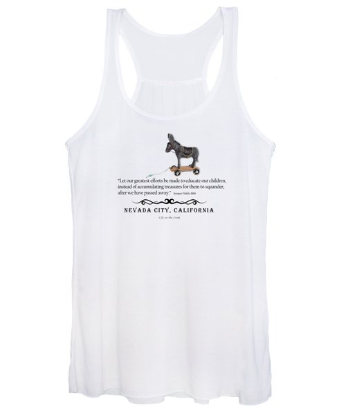 Educational Treasure Women's Tank Top