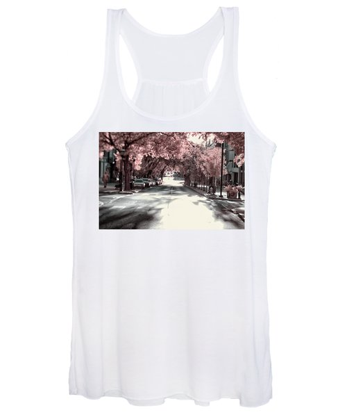 Empty Street Women's Tank Top