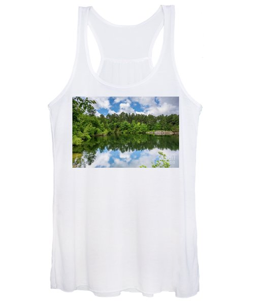 Euchee Creek Park - Grovetown Trails Near Augusta Ga 1 Women's Tank Top
