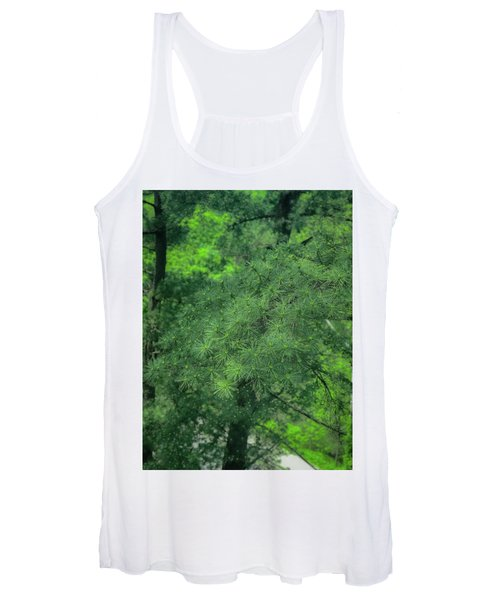 Ever Green Women's Tank Top