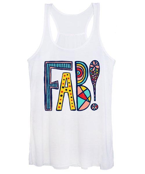 Fab Women's Tank Top