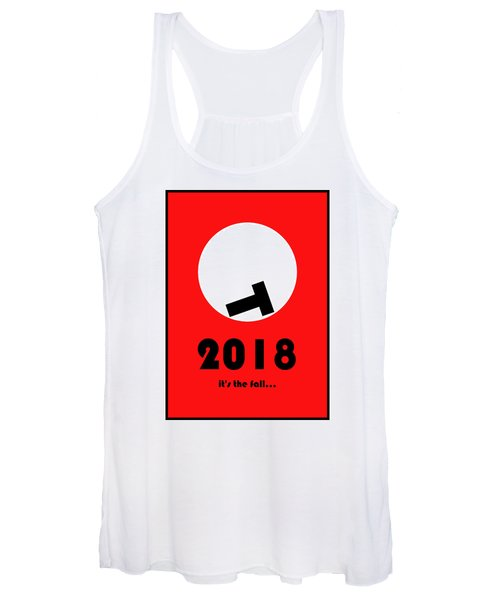 Fall 2018 Women's Tank Top