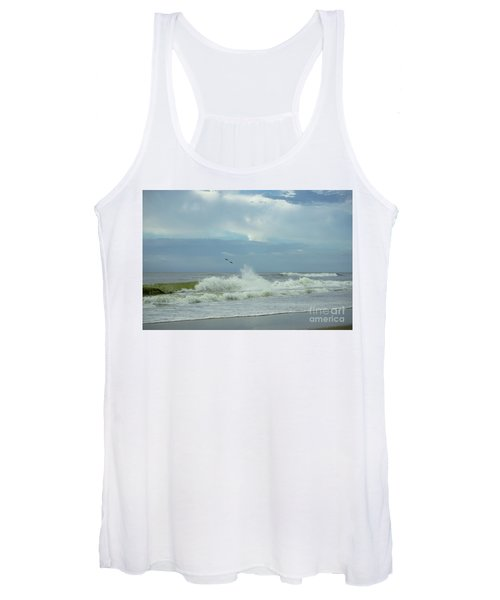 Fly Above The Surf Women's Tank Top