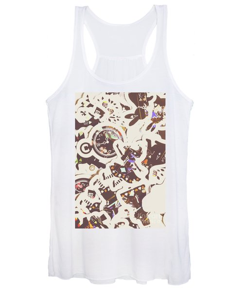 Games And Fairytales Women's Tank Top