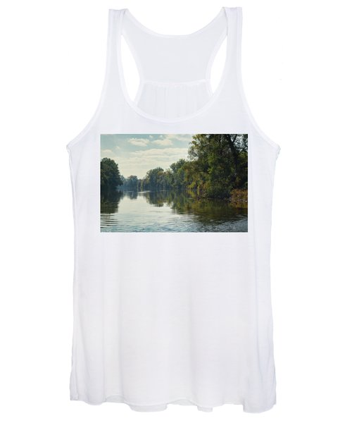 Great Morava River Women's Tank Top