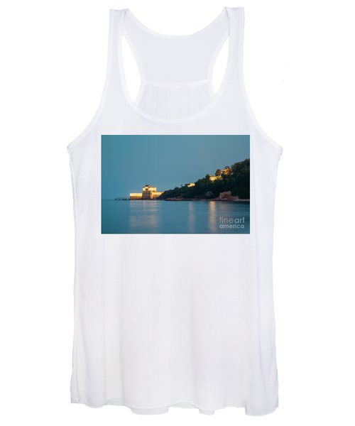Great Wall At Night Women's Tank Top