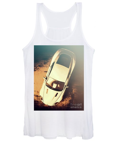 Grunge Garage Women's Tank Top