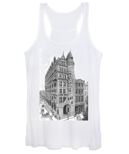 Hale Building Women's Tank Top