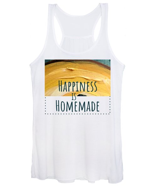 Happiness Is Homemade #2 Women's Tank Top