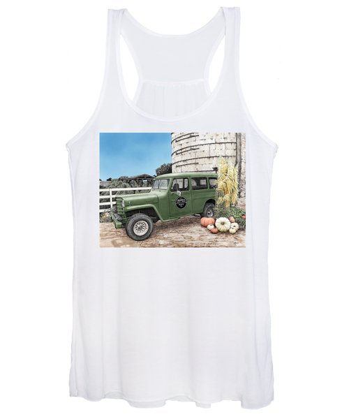 Harvest At Magnolia Women's Tank Top
