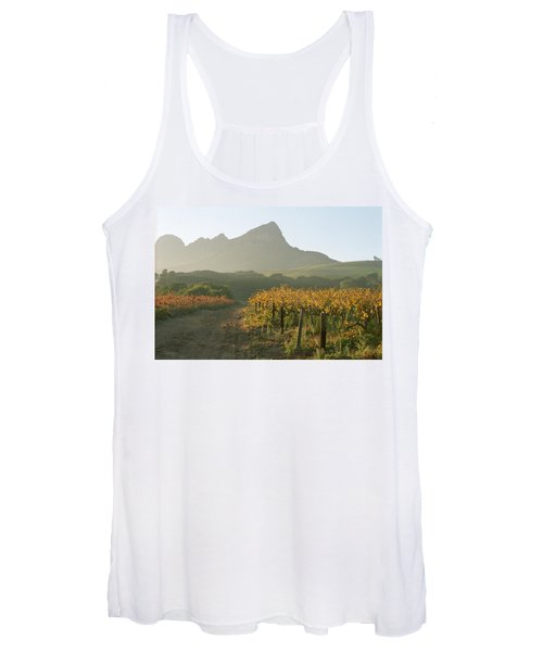 Helderburg Vineyard Women's Tank Top