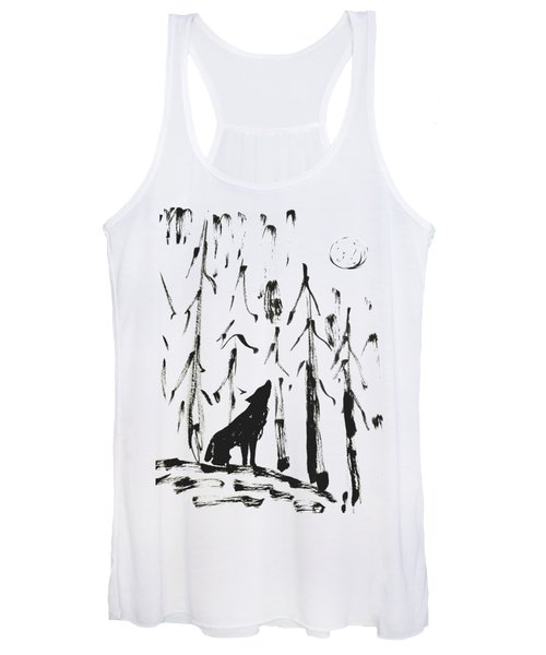 Howl #2 Women's Tank Top