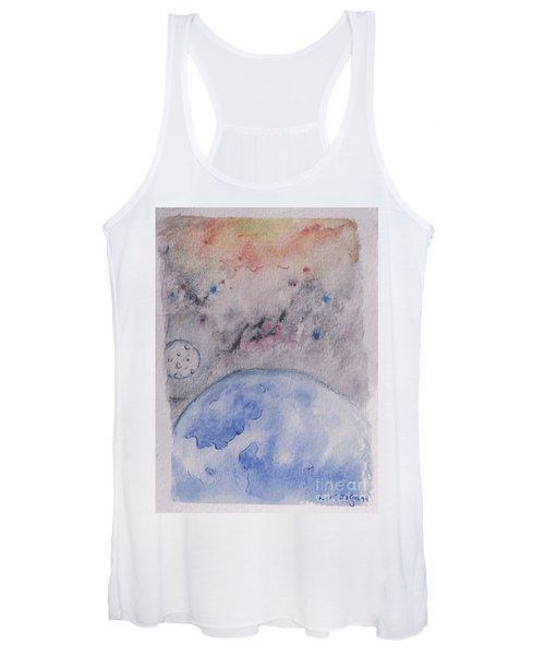 In The Beginning Women's Tank Top