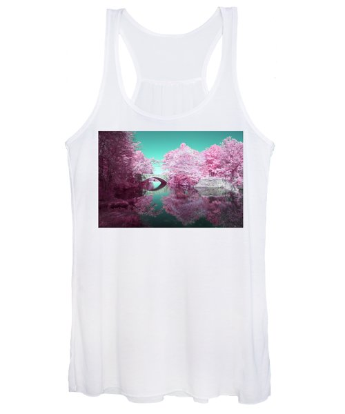 Infrared Bridge Women's Tank Top