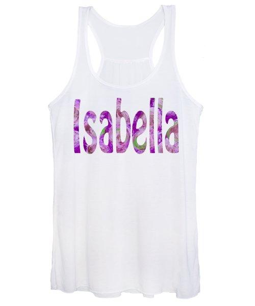 Isabella Women's Tank Top