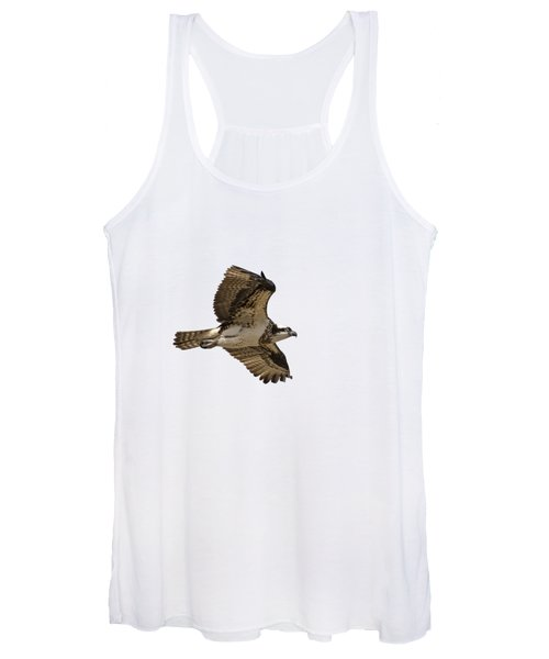 Isolated Osprey 2019-1 Women's Tank Top