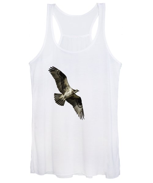 Isolated Osprey 2019-2 Women's Tank Top