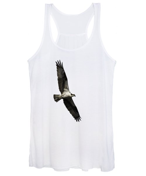 Isolated Osprey 2019-3 Women's Tank Top