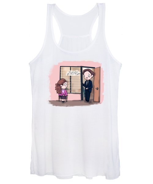 It's A Date Women's Tank Top