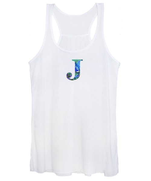 J 2019 Collection Women's Tank Top
