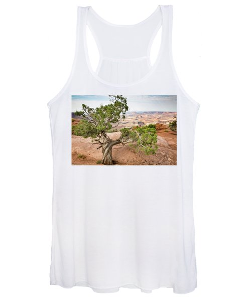 Juniper Over The Canyon Women's Tank Top