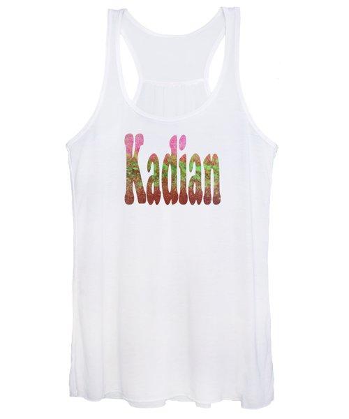 Kadian Women's Tank Top