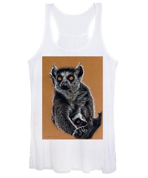 Lemurs Women's Tank Top