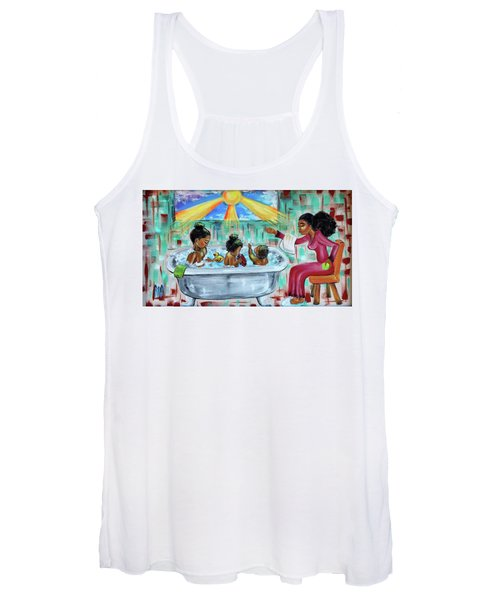 Lessons From Mommy Women's Tank Top