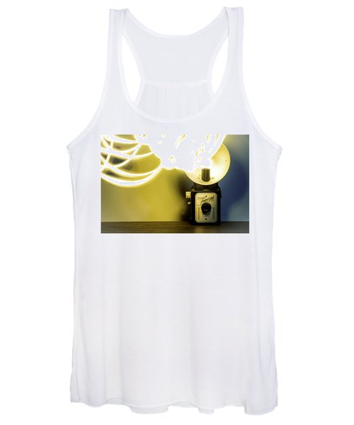Lights, Camera, Action Women's Tank Top