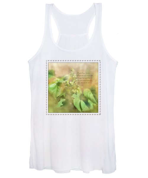 Lingering Lilac Women's Tank Top